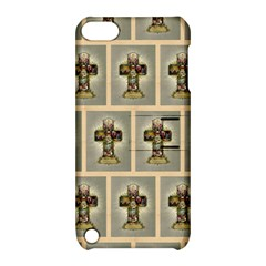 Easter Cross Apple iPod Touch 5 Hardshell Case with Stand