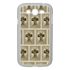 Easter Cross Samsung Galaxy Grand DUOS I9082 Case (White)