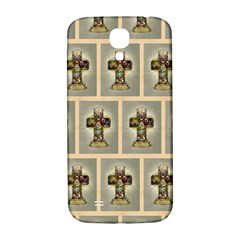 Easter Cross Samsung Galaxy S4 I9500/I9505  Hardshell Back Case