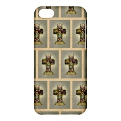 Easter Cross Apple iPhone 5C Hardshell Case
