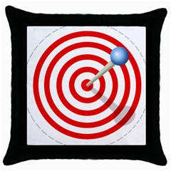 Target Black Throw Pillow Case