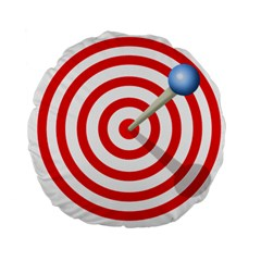 target 15  Premium Round Cushion