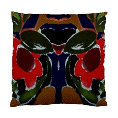 Bold Floral Cushion Case (Two Sided)