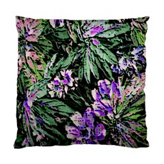 Garden Greens Cushion Case (single Sided)