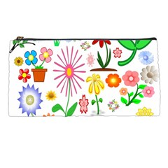 Summer Florals Pencil Case