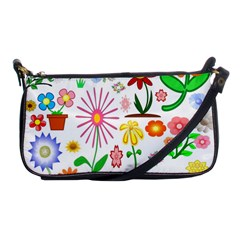 Summer Florals Evening Bag