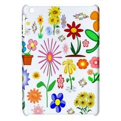 Summer Florals Apple iPad Mini Hardshell Case