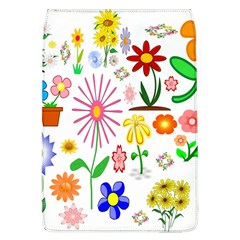 Summer Florals Removable Flap Cover (large)