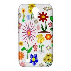 Summer Florals Samsung Galaxy Mega 6.3  I9200 Hardshell Case