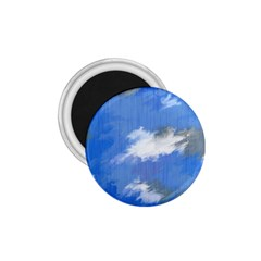 Abstract Clouds 1 75  Button Magnet