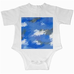 Abstract Clouds Infant Bodysuit
