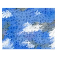 Abstract Clouds Jigsaw Puzzle (rectangle)