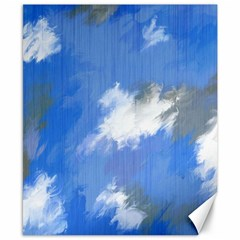 Abstract Clouds Canvas 8  x 10  (Unframed)