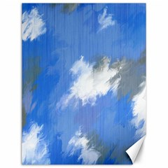 Abstract Clouds Canvas 12  x 16  (Unframed)