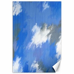 Abstract Clouds Canvas 12  x 18  (Unframed)