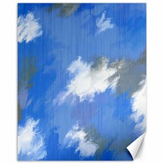 Abstract Clouds Canvas 16  x 20  (Unframed)