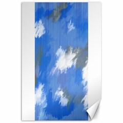 Abstract Clouds Canvas 24  x 36  (Unframed)