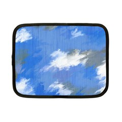 Abstract Clouds Netbook Sleeve (Small)