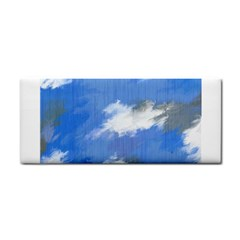 Abstract Clouds Hand Towel