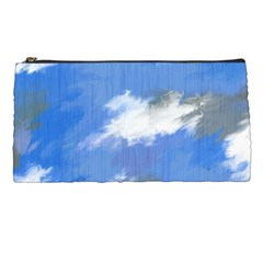 Abstract Clouds Pencil Case
