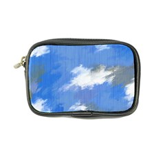 Abstract Clouds Coin Purse