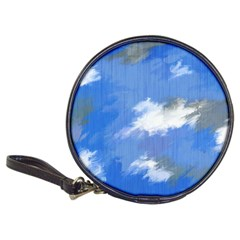 Abstract Clouds Cd Wallet