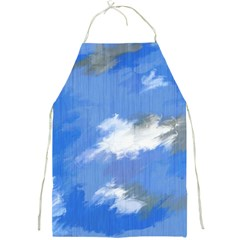 Abstract Clouds Apron