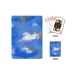 Abstract Clouds Playing Cards (Mini)