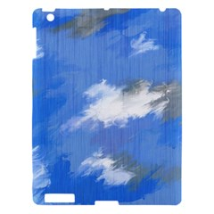 Abstract Clouds Apple Ipad 3/4 Hardshell Case