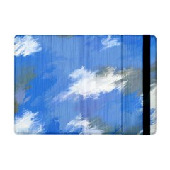 Abstract Clouds Apple iPad Mini Flip Case