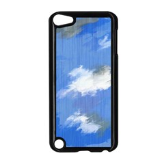 Abstract Clouds Apple iPod Touch 5 Case (Black)