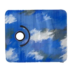 Abstract Clouds Samsung Galaxy S  Iii Flip 360 Case