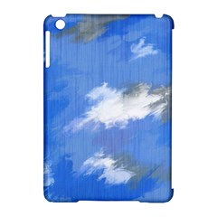 Abstract Clouds Apple Ipad Mini Hardshell Case (compatible With Smart Cover)