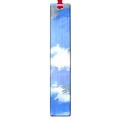 Abstract Clouds Large Bookmark