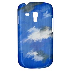 Abstract Clouds Samsung Galaxy S3 Mini I8190 Hardshell Case