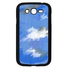 Abstract Clouds Samsung Galaxy Grand DUOS I9082 Case (Black)