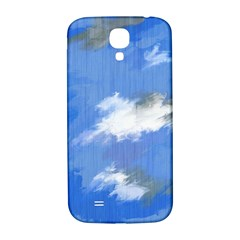 Abstract Clouds Samsung Galaxy S4 I9500/i9505  Hardshell Back Case