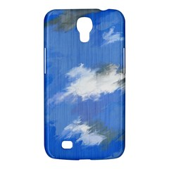 Abstract Clouds Samsung Galaxy Mega 6.3  I9200 Hardshell Case