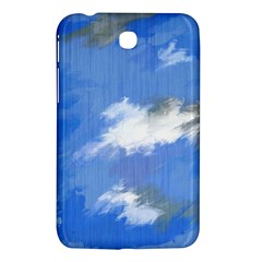 Abstract Clouds Samsung Galaxy Tab 3 (7 ) P3200 Hardshell Case
