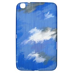 Abstract Clouds Samsung Galaxy Tab 3 (8 ) T3100 Hardshell Case