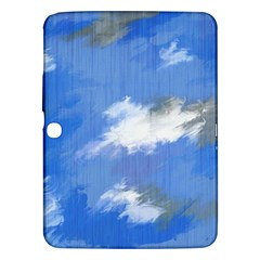 Abstract Clouds Samsung Galaxy Tab 3 (10 1 ) P5200 Hardshell Case