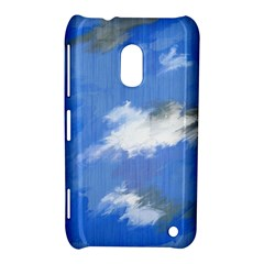 Abstract Clouds Nokia Lumia 620 Hardshell Case