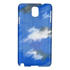 Abstract Clouds Samsung Galaxy Note 3 N9005 Hardshell Case