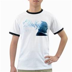 Breaking Bad T Shirt Walter White Meth Men s Ringer T Shirt