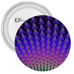 Rainbow Fan 3  Button