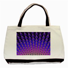 Rainbow Fan Classic Tote Bag