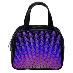 Rainbow Fan Classic Handbag (One Side)