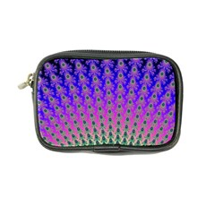 Rainbow Fan Coin Purse