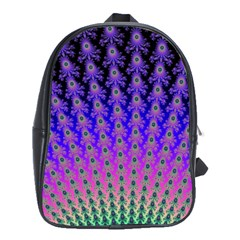 Rainbow Fan School Bag (Large)