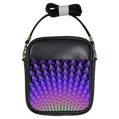 Rainbow Fan Girl s Sling Bag